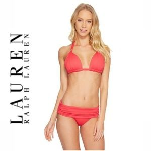 Ralph Lauren Beach Club Bikini Swimsuit Set